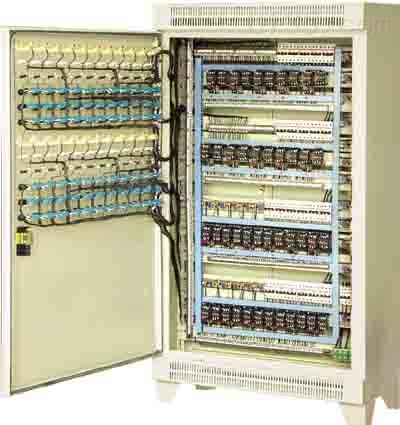 一控七阀门电点执行器电控箱