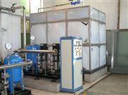 宝鸡市农村不锈钢恒压变频给水泵供水设备深井变频无塔供水设备二次增压供水