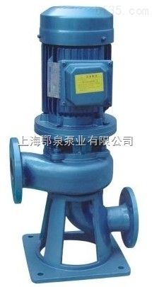 LW系列无堵塞立式排污泵
