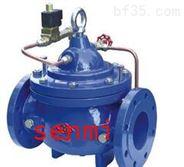 水力電動控制閥,水力控制閥原理
