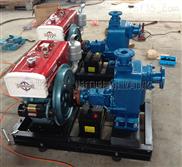 抗旱抢险柴油机自吸泵