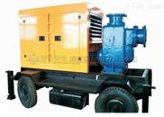 四輪移動式柴油機自吸泵