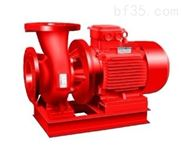 景丝泵业卧式单级单吸消防泵