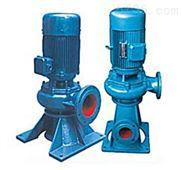 高效无堵塞直立式排污泵