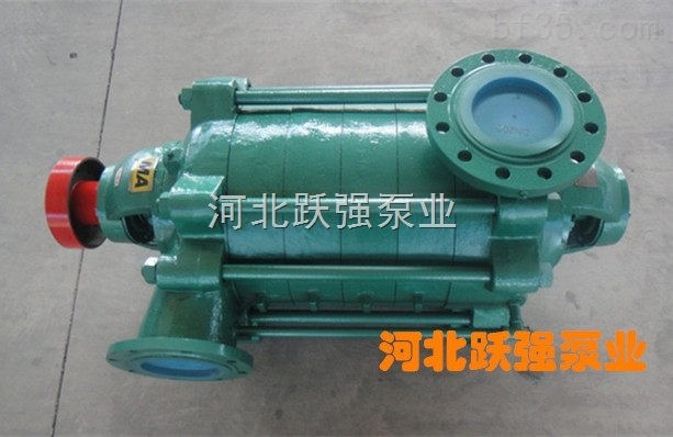 多级泵:d型卧式多级离心泵