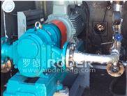 罗德旋转凸轮泵/旋转活塞泵/移动泵车