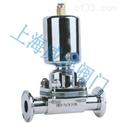 卫生级气动隔膜阀,卫生级隔膜阀介绍