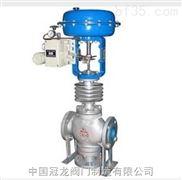 HB2810-氣動活塞凸輪撓曲調節閥 奇眾品牌 品質廠家