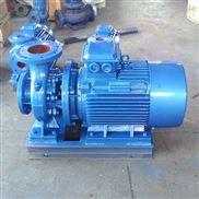 ISW80-200AB单级单吸卧式离心泵