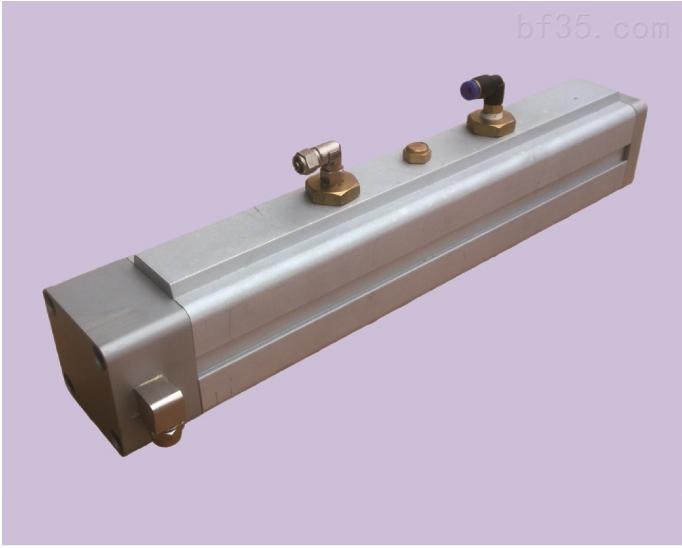 适用场合:小流量,高压力,保压时间长 管件,软管,阀门,压力容器,气缸等