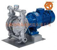电动隔膜泵DBY3-10LF铝合金材质