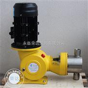 J-Z系列柱塞式計量泵 J-Z500/1.6化工計量加藥泵 耐腐蝕計量泵