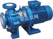 CQB-F襯氟磁力泵CQB32-25-125F耐腐蝕化工泵