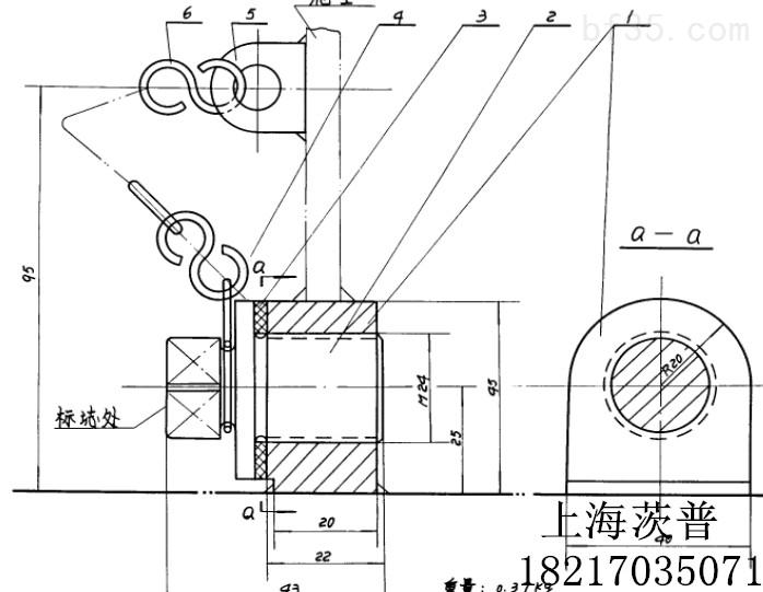 船体甲板结构图