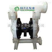 QBY-65 F46膜片,塑料工程塑料隔膜泵,QBK、QBY塑料气动隔膜泵