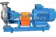 离心泵:IH型卧式不锈钢化工离心泵