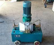 2D-SY立式电动试压泵 双缸电动试压泵 江苏普航试压泵种类
