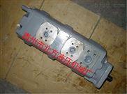 GPP1-50/40/40R.113-供應內田三聯齒輪泵GPP1-50/40/40R.113價格圖片