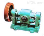 KCG58/0.6大流量高温齿轮油泵