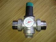 以色列DOROT多若特不銹鋼可調式減壓閥(帶壓力表)