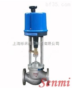 导热油电动阀,导热油电动调节阀,蒸汽比例控制阀