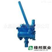 S、SH型手摇油泵