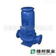 ISG户外型管道泵