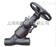 供应南氟Y型高压截止阀J65Y