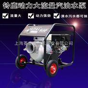 防臺用6寸汽油機水泵