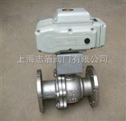 电动法兰球阀Q941F 电动不锈钢球阀