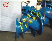 F745X-水力遥控浮球阀