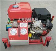大品牌,上海亮貓2.5寸3寸柴油機手抬機動消防泵,18馬力防汛抽水機