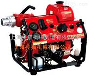 上海亮貓15馬力手抬機動消防水泵,日本東發森林消防泵二沖程V20D2
