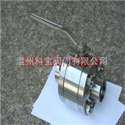 160公斤耐温260度高压焊接球阀Q61N
