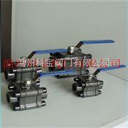 Q61F-1500LB 1寸半 锻打高压焊接球阀