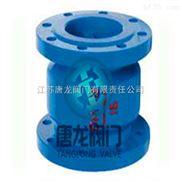HC41X(B)型防水錘消聲止回閥,廠家直銷