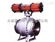 FQ647M喷煤粉卸灰球阀