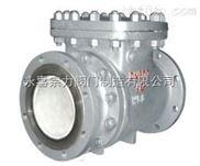 PH44TC-陶瓷耐磨排渣止回阀