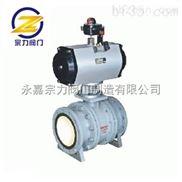 Q641TC-气动陶瓷球阀 Q641TC 专业陶瓷球阀生产厂家
