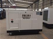 30KW液化氣發電機組