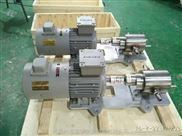 高精度不銹鋼齒輪計量泵