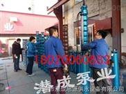 200QJ50-272-63kw-大流量,高扬程,大功率热水深井泵生产厂家天津潜成泵业