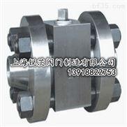Q61N焊接式高压球阀/上海开维喜阀门,丝口铸钢球阀升级产品