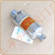 上海奉賢機械廠P11H-16PDN15不銹鋼自動排氣閥