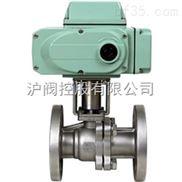 上海沪工Q941Y 型 PN16~PN63 浮动硬密封电动球阀