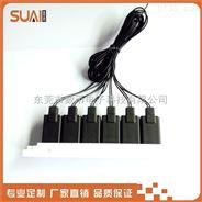 微型八通電磁組合閥排閥 數幣電磁閥報價