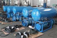 水面漂浮排水潜水泵/浮筒式轴流泵