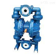QBY衬氟防腐蚀气动隔膜泵