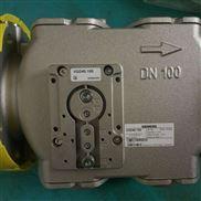 SIEMENS燃气电磁阀VGD40.100 VGD40.125