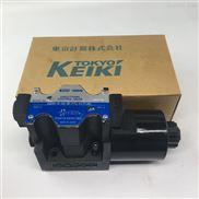 双电磁铁控制高速电磁阀TOKIMEC东京计器